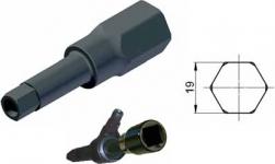 Инструмент для снятия шпинделя форсунки